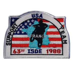 63rd ISDE Support Team Patch