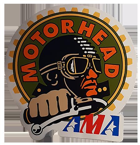 Motorhead Decal